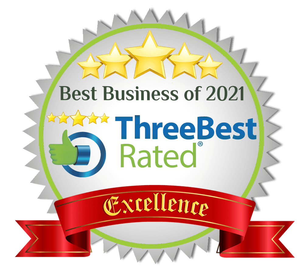 ThreeBest Rated Badge