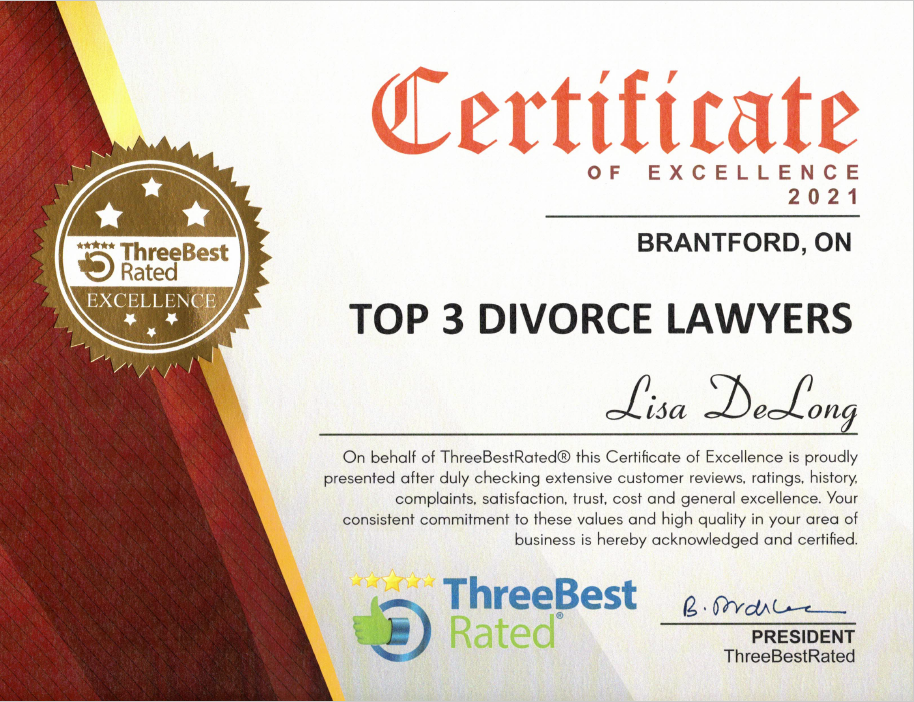 ThreeBest Rated Top 3 Divorce Lawyers